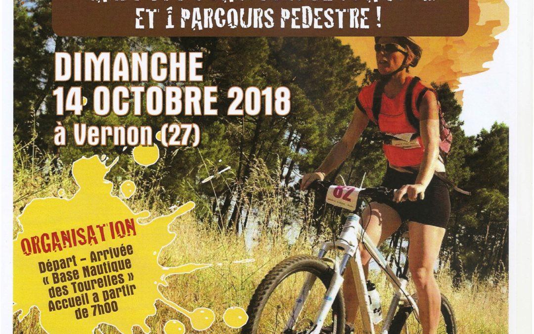 Sortie du 07/10/2018 Bonnières